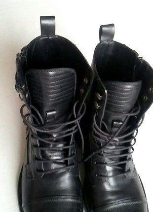Kupuj mé předměty na #vinted http://www.vinted.cz/muzi/vysoka-obuv/15328530-top-panske-boty-zara-nove
