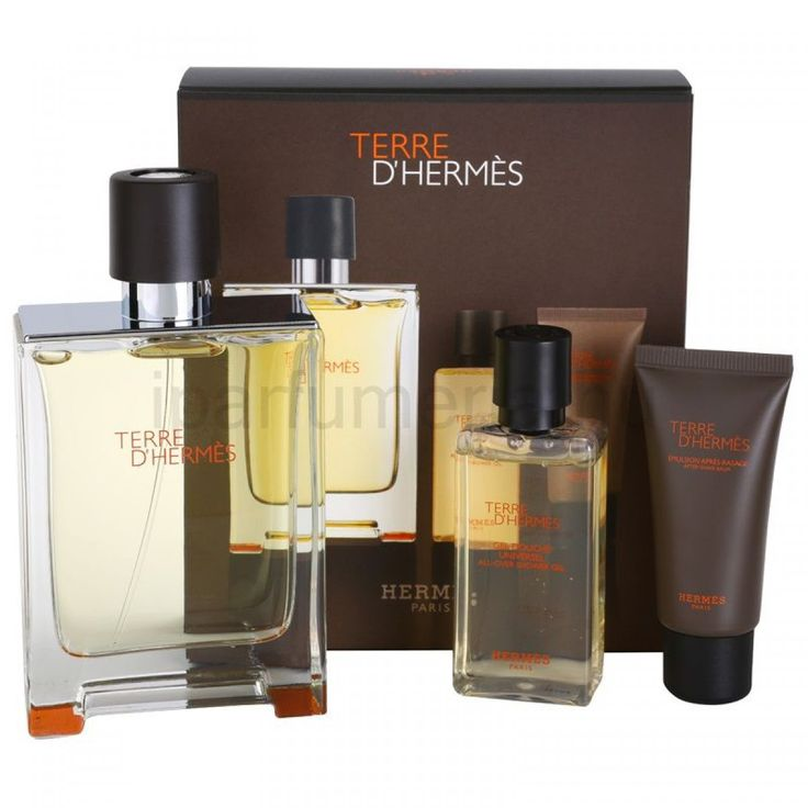 Hermes Terre dHermes szett EDT szett