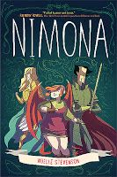 The Haunting of Orchid Forsythia: Graphic Novel Review: Nimona