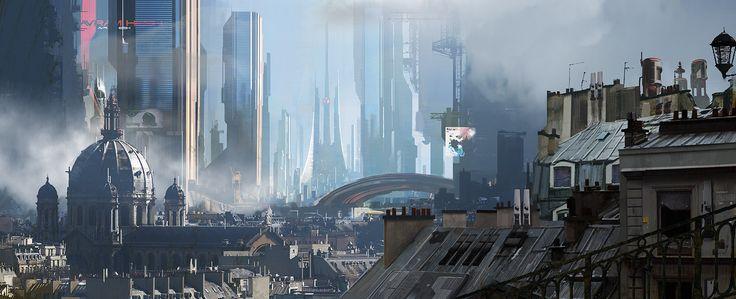 Remember me | Paris 2084 on Behance