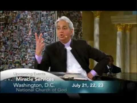 Benny Hinn - How to Get Result from Prayer - YouTube