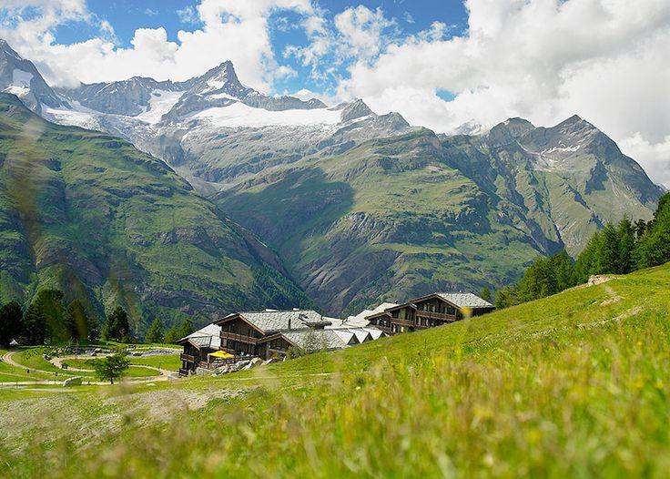 especial viajes mejores destinos para esquiar montana montanismo Grand Hotel Savoia Riffelalp Ski Resort - Riffelalp Resort