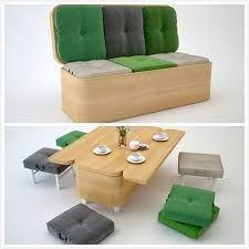 Mejores 29 imágenes de Muebles para espacios pequeños en Pinterest ...