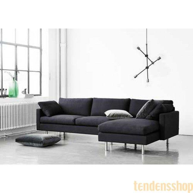 Rigtig flot sofa fra Wendelbo. Nova er en modulsofa, hvilket betyder at du mere eller mindre kan sammensætte sofaen lig efter dine behov #nova #sofa #wendelbo #boligindretning