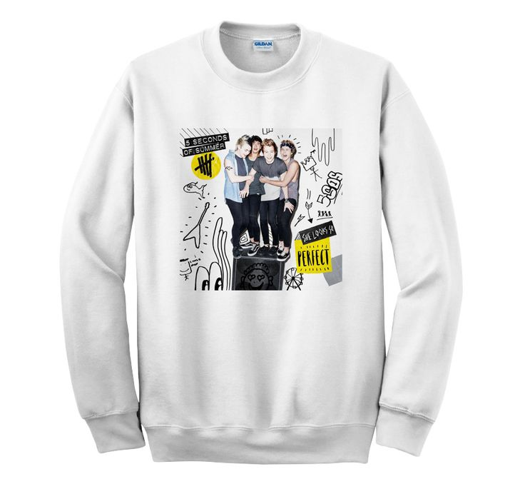 5 SOS She Looks So Perfect – Sweater