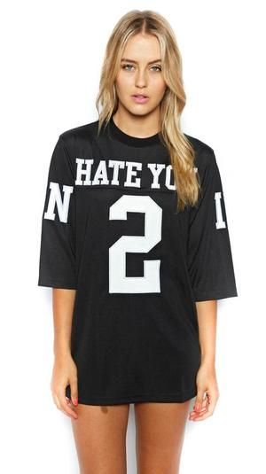 UNIF HATE JERSEY « Tiger Mist