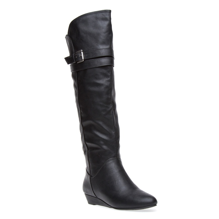 Just bought these @shoedazzle Asma boots for $26.95 after my store credit and  20% off! Wahoo. (If you want to join Shoedazzle, feel free to use my referral link as I will earn points: http://www.shoedazzle.com/invite/38zg6ccnl): Boots Seasons, Knee High Boots, Black Wedges Boots, Cute Boots, Boots A Hol, Black Boots, Boots I, Fall Boots, Nice Boots