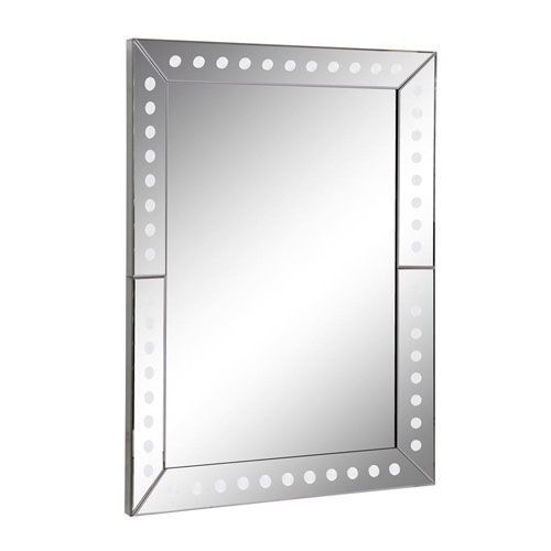 Antique Clear 36-Inch Rectangle Mirror