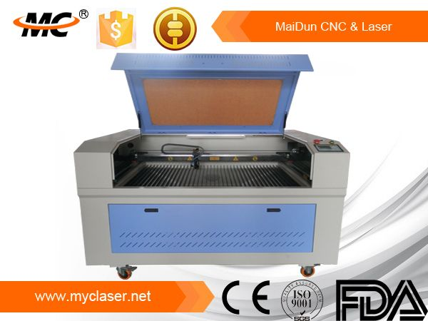 1200*900mm low cost acrylic wood laser cutting equipment Machine The MC1290 laser machine equip with all the high quality spare parts.Multifunction machine both can cut and engrave with fast speed and high precision on non-metal materials.
