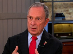 Mayor Bloomberg's infant formula plan aimed at promoting breast-feeding in NYC hospitals
