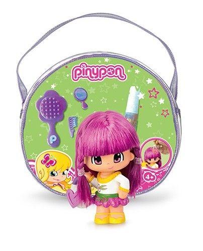 Pinypon. Bolsitos Beauty pelo morado. #Pinypon #minidolls #toys #juguetes #dolls #fantasy #kids #ToyStore