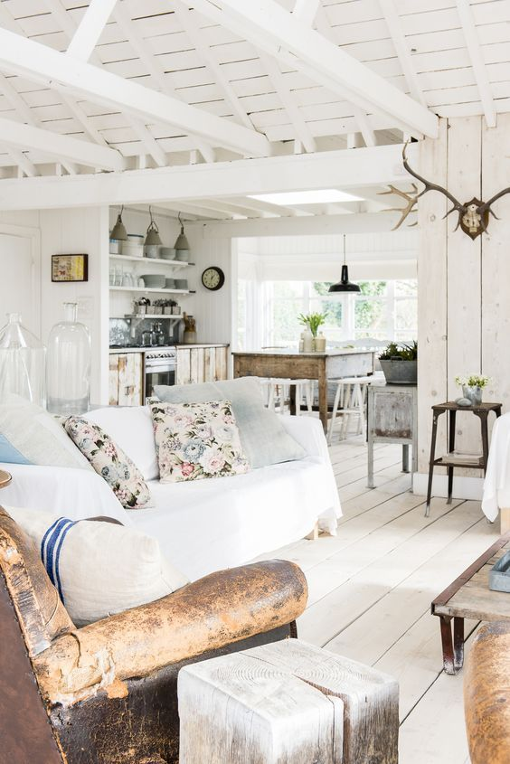 Coastal Home Decor Pins 109 Cottage Style Living Room