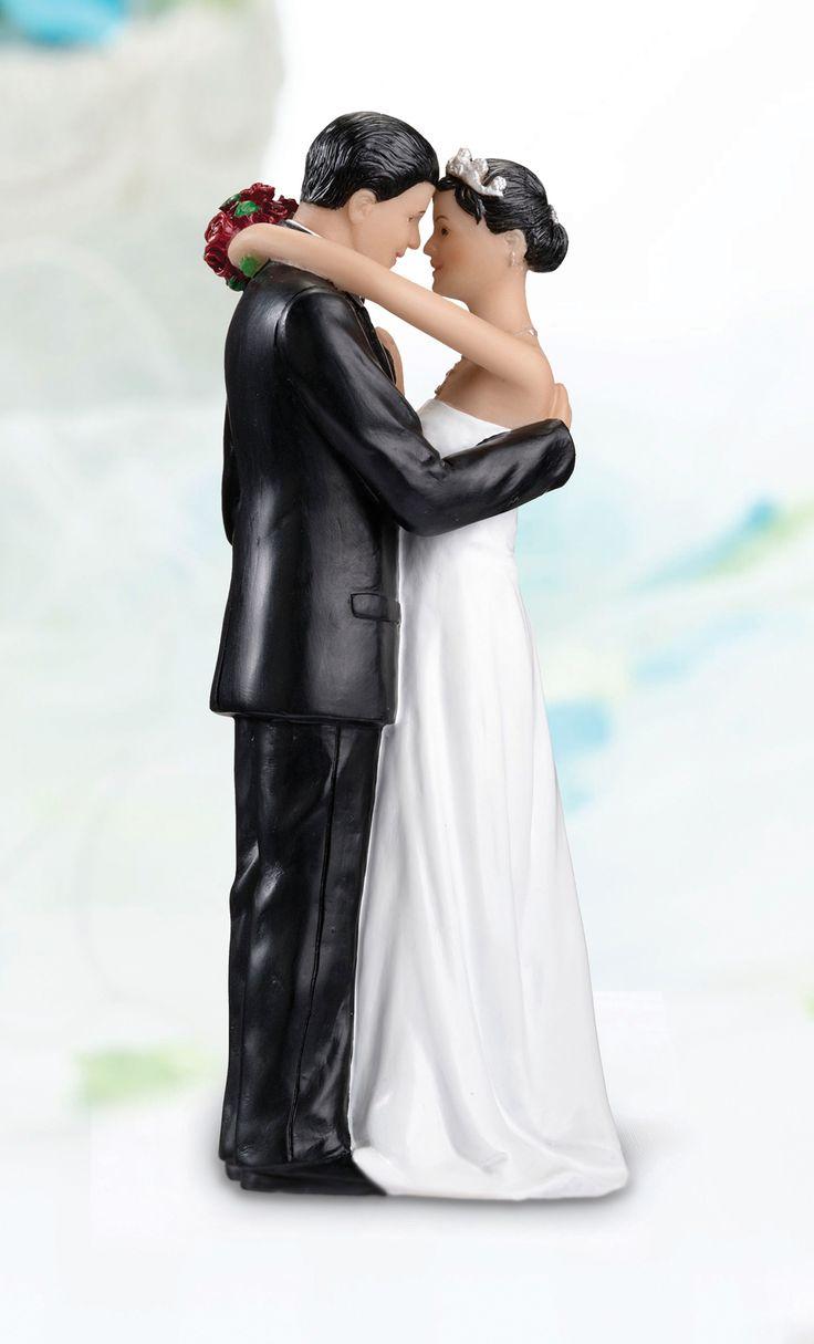 24 besten Wedding Cake Toppers Bilder auf Pinterest | Hochzeitstorte ...