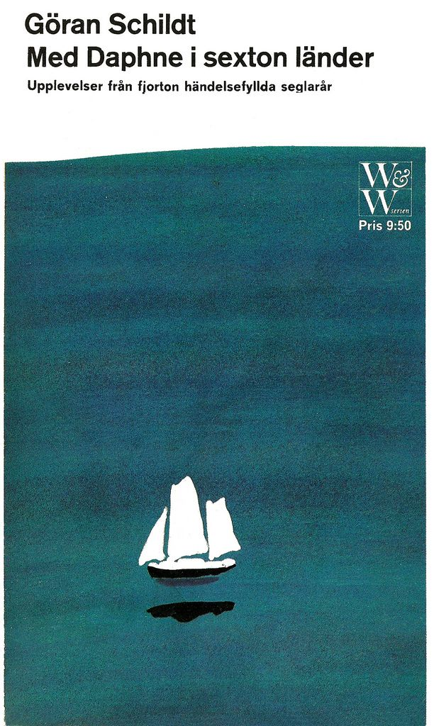 vintage book cover: 1964, by Per Åhlin