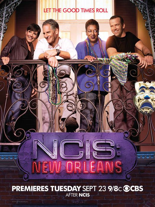 NCIS: New Orleans Season 1. I was not too sure at first, but this new franchise of the famed series is growing on me.