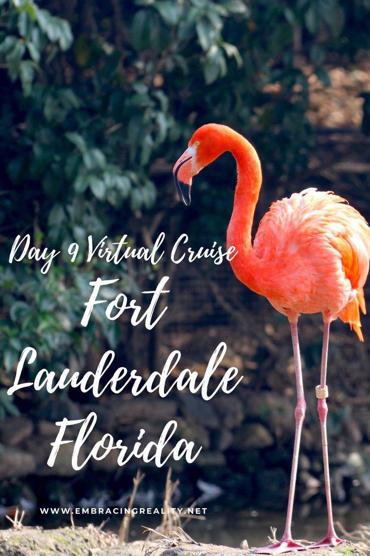 Virtual Cruise Stop Fort Lauderdale, Florida, US In 2020