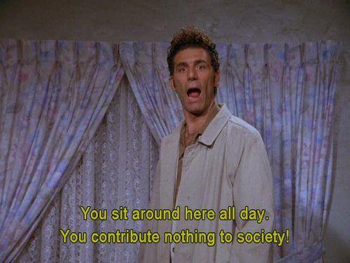 Kramer Seinfeld Quotes. QuotesGram