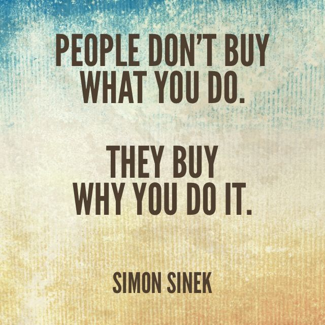 """El """"círculo de oro"""" de Simon Sinek.  Simon tiene un modelo simple pero poderoso de liderazgo inspirador; todo se basa en un círculo de oro y la pregunta """"¿por qué?"""""""