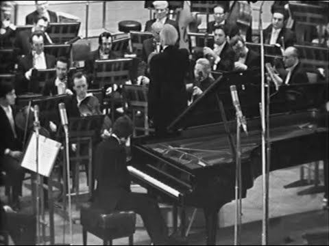 Vladimir Feltsman plays Kabalevsky Piano Concerto no. 2, op. 23 - video