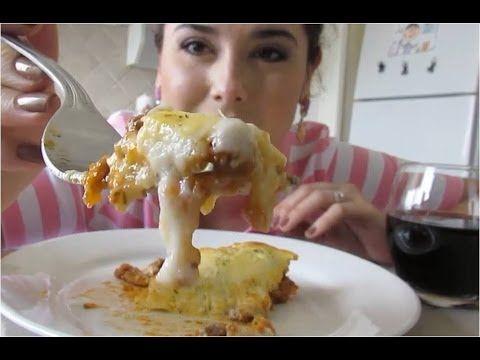 ¡RECETA PIZZA SIN HORNO SÚPER CRUJIENTE I Receta fácil para hacer pizza casera ♥ Qué cositas - YouTube