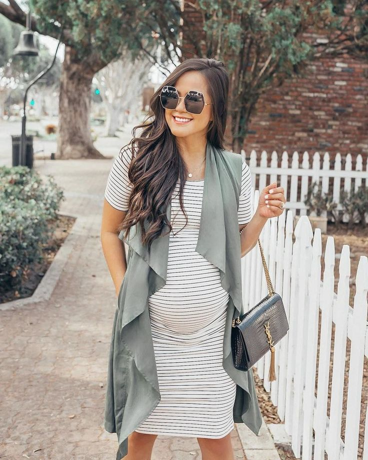 I love this style! #mternityfashion #pregnancyfashion #pregnancyoutfit #maternity …   – Pregnant fashion
