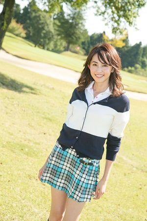 サマンサゴルフ部部長 有村実樹 #mikiarimura #有村実樹 #anecan #japanesemodel #golf