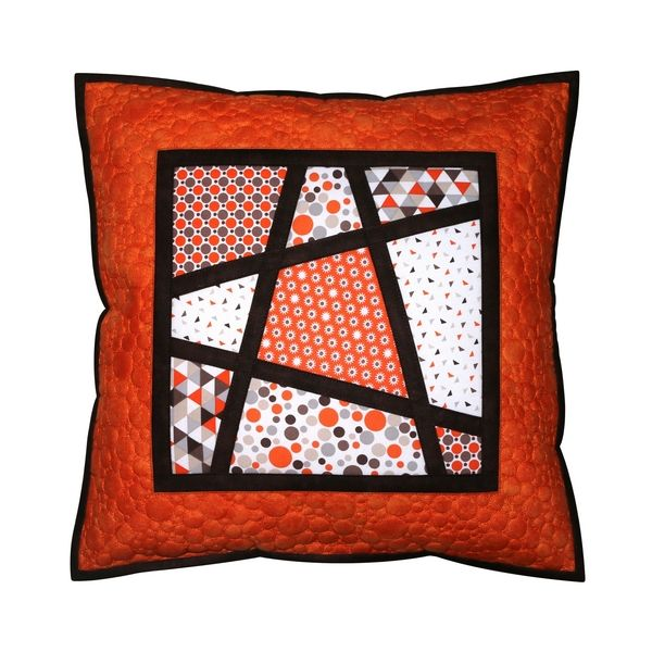 PATCHWORK | TAUPE ORANGE 100 |