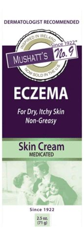Eczema Skin Cream is a maximum strength, medicated cream specially formulated to relieve dry, itchy skin, and the symptoms of eczema.