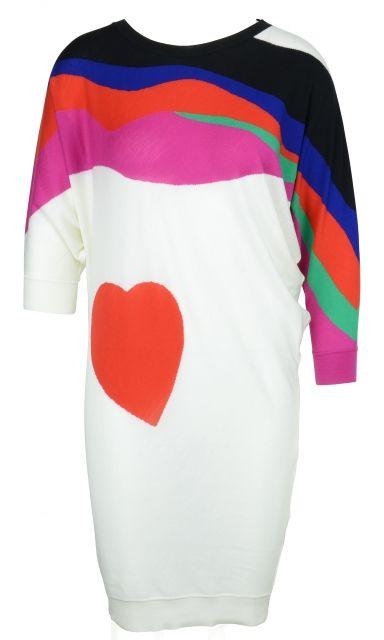 Multicolor Dress by Alexander McQueen