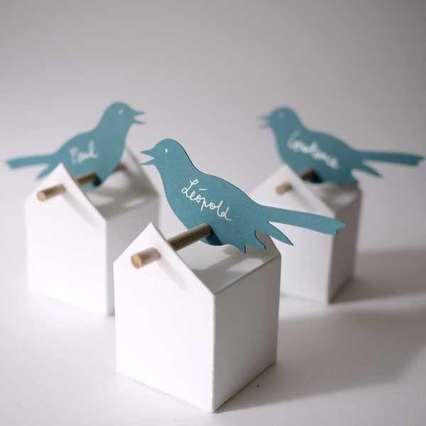La boite à dragées tourillon - La dragée design : boites à dragées - dragées - faire-part
