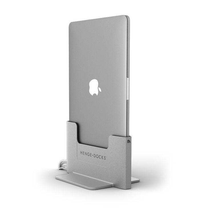 Vertical Docking Station for the Apple MacBook Pro with Retina Display