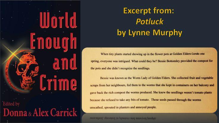 Potluck by Lynne Murphy