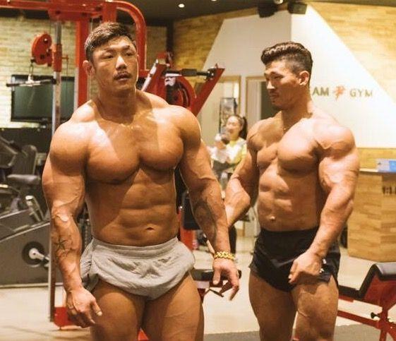 Pin by Dan Ip on Asian bodybuilders | Pinterest