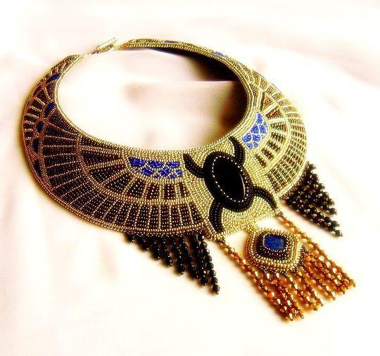 Beautiful jewelry in Egyptian style | Beads Magic