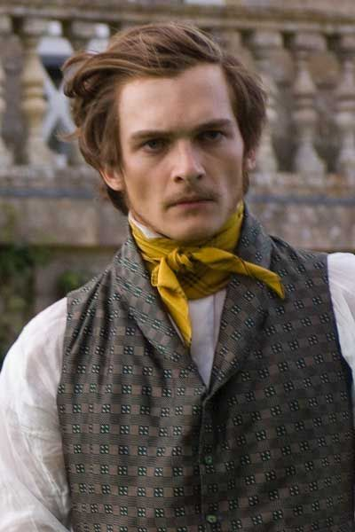 Prince Albert of Saxe-Coburg and Gotha / Albert, Prince Consort - Rupert Friend in The Young Victoria, set in the 1830s and 1840s (2009).