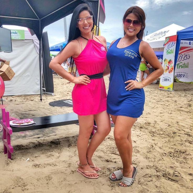 """372 Likes, 9 Comments - Jessica Cano 💛💙❤️🇨🇴 (@jeicano) on Instagram: """"Así termina este torneo de tenis 🎾! Tantos días en la playa trabajando ya estoy negrita 😩…"""""""