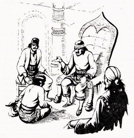 Legenda Raja Arief Imam dan Komala Shakti dari Kerajaan Syahiful Dasa (Bagian 1)