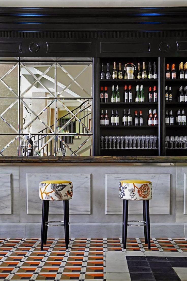 Antic&Chic. Decoración Vintage y Eco Chic: [Negocios bonitos] Un restaurante español en Londres