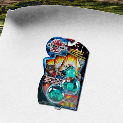 Magnetic Action Bakugan Starter Pack