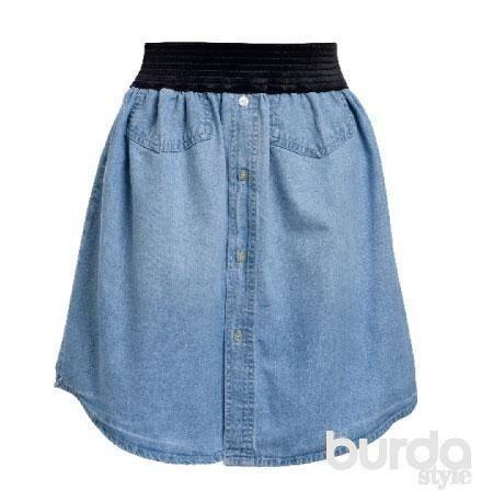 Картинки по запросу юбка из джинсовых штанов