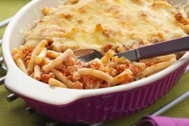 Macaroni and Beef Casserole - Philippe Desnerck/Photolibrary/Getty Images