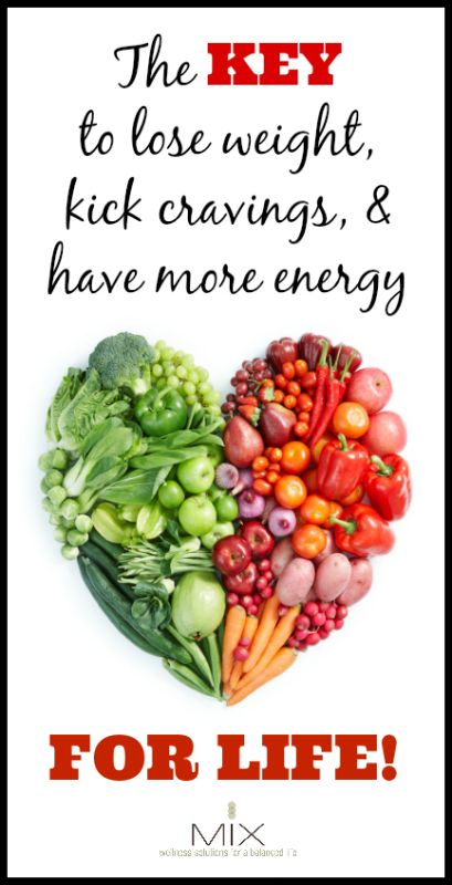 The KEY to Lose Weight, Kick Cravings, & Have More Energy For LIFE! www..mixwellness.com