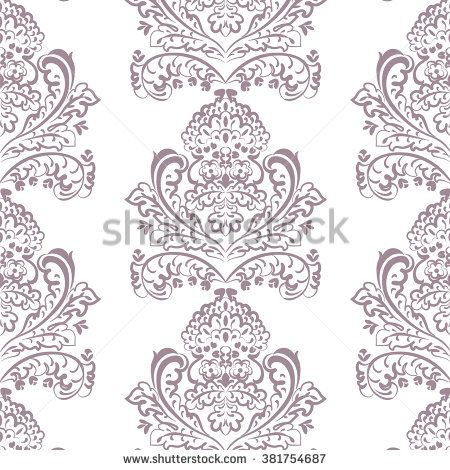 Vector floral lace pattern in Oriental style. Ornamental lace pattern for wedding invitations, greeting cards, wallpaper, backgrounds, fabrics, textile. Traditional decor. Lavender color