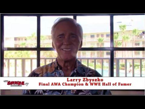 Former Pro Wrestler Larry Zbyszko On Mike Tyson vs. Buster Douglas Fixed...