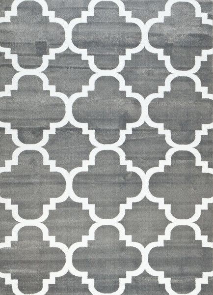 4518 Gray - Bargain Area Rugs  - 1