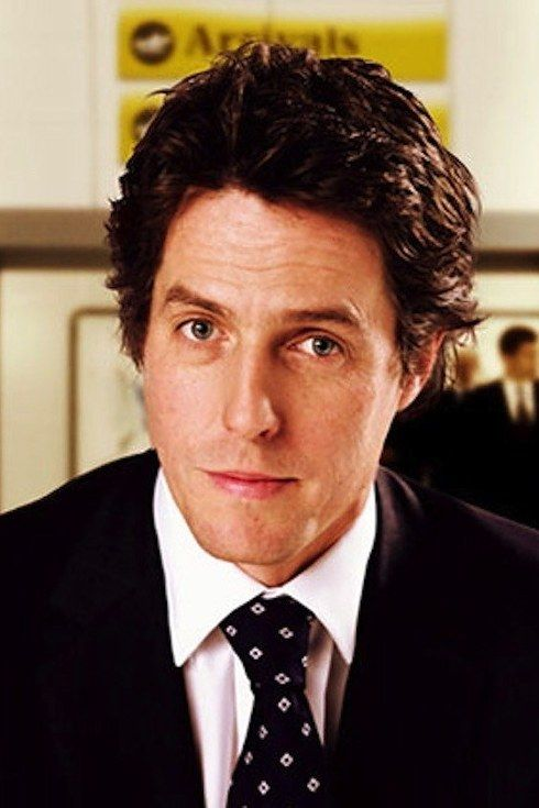 """Hugh Grant as David 