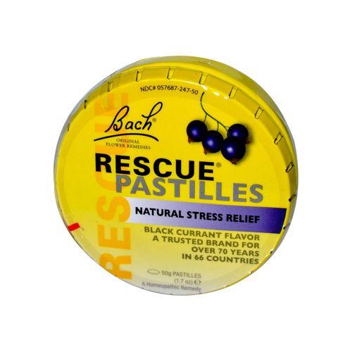 #BachFlower #Remedies Rescue Pastilles Black Currant
