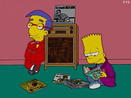 The Essential Miles Davis on The Simpsons par Fys.