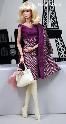 HABILISDOLLS outfit for Fashion Royalty, Barbie, Color Infusion, Jem dolls