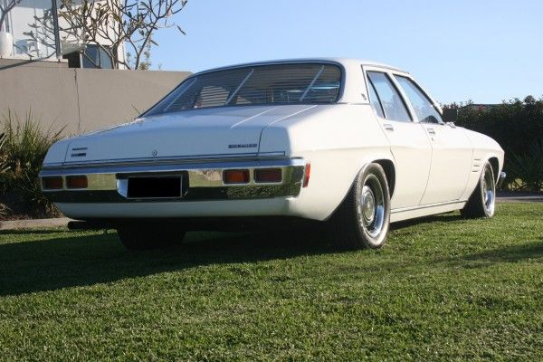 1972 Holden HQ Premier